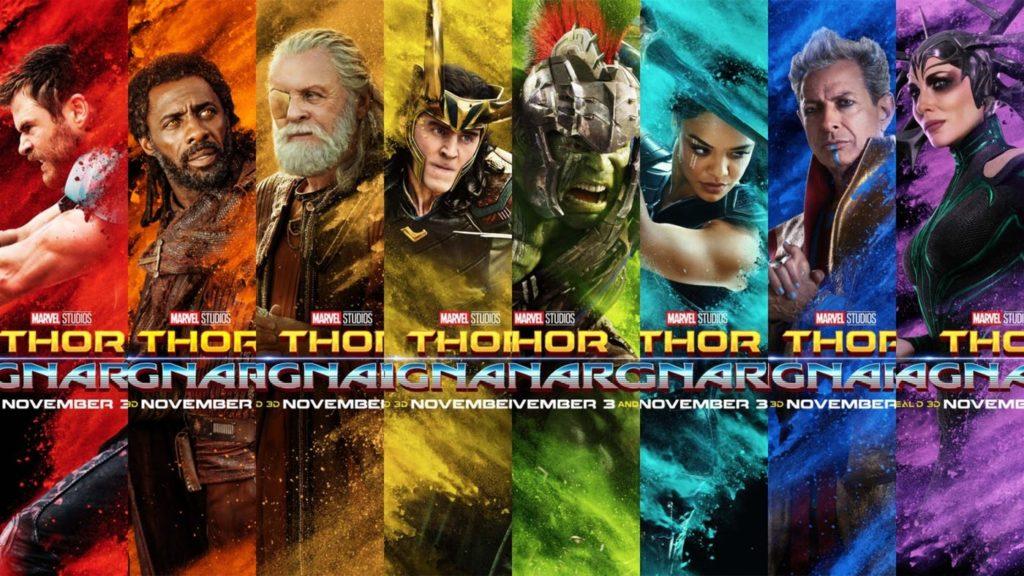 thor-ragnarok-posters