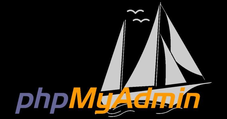 phpmyadmin 4.8