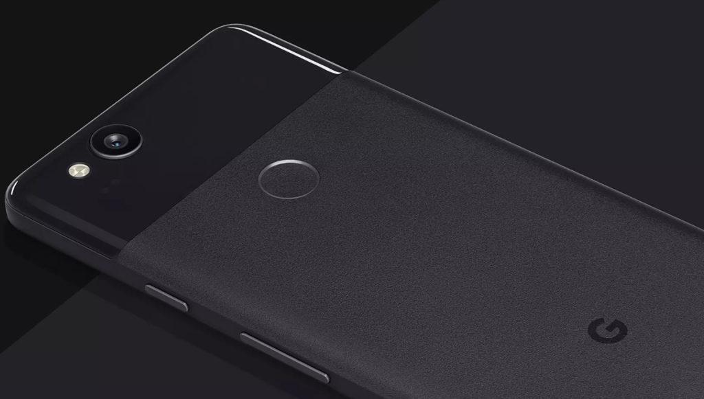 Google Pixel 2 XL black